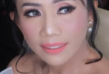 Arlina Ny.Tobing by Hana Gloria MUA