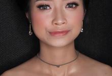 Thailand touch for Ms.Tari Holly Matrimony by Hana Gloria MUA