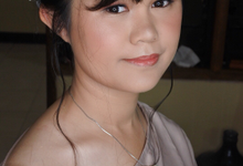 Ms.Felicia as Bridesmaid 010320 by Hana Gloria MUA