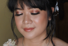 Sangjit / Engagement Clean Beauty Makeup  by Hana Gloria MUA