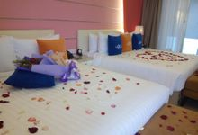 Special Room Decorations by Lexis Suites Penang
