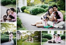Hadyan & May Engagement Portrait by Antonio Edo Photography