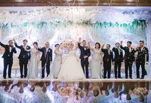 The Wedding of Hans & Sisca by Roundtable Photography & Videography