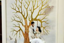 Tyas & Hanif by Wedding Fingerprint Indonesia