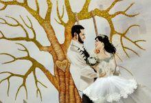 Tyas & Hanif by Wedding Fingerprint Indonesia