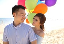 The Engagement Session of Hansen & Fenny by Lavene Pictures
