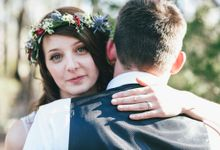 The Wedding of Hannah and Tye by Widfotografia