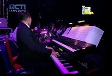 RCTI 28th Anniversary Celebration by Hanny N Co Orchestra