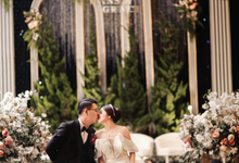 Hans & Grace Wedding Decoration by Valentine Wedding Decoration