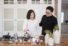 Harfy Chindy Pre-Wedding | Homey by Ducosky