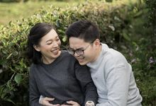 Harfy Chindy Pre-Wedding | You Are Tea-rrific by Ducosky