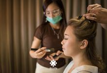 Harfy Chindy Wedding | Bride's Morning Preparation by Ducosky