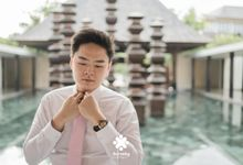 Harfy Chindy Wedding | Groom's Morning Preparation by Ducosky