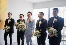 Harfy Chindy Wedding | The First Look by Ducosky