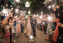 Harfy Chindy Wedding | Stardust on The Beach by Ducosky