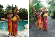 Balinese Blessing Ceremony by Happy Bali Wedding