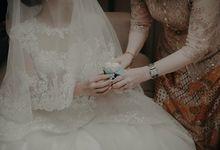 Wedding International Versi Yudi Angel by Harry and Friends Organizer