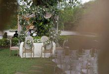 WEDDING DESYA & HILMAN by Raffles Hills Cibubur - On Green Garden Venue
