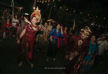 Balinese Wedding by Top Fusion Wedding