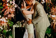 The Wedding of Rison and Kezia by PadiPhotography