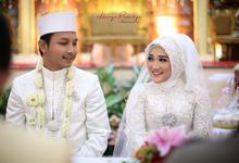Dila & Biva Wedding by haryo radityo photography