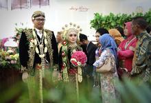 Winda & Panji Wedding day by haryo radityo photography