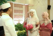 Wedding Ajeng & Rendy by haryo radityo photography