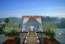 Hastina Pura Wedding Decoration by Jannata Resort & Spa