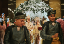 Dinda ❤️ Inno Wedding by Hatiku Florist