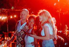 The Wedding Of SHEA & CLARA by DJ Berlin Bintang
