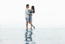Prewedding of Richi & Jesica by Hayden Habibi Photography