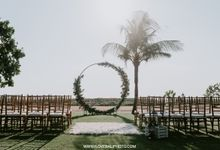 Hayley & James Wedding by Holiday Inn Resort Baruna Bali