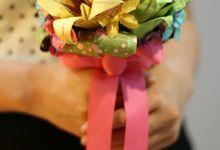 Flower Handbouquet by HelloSpringfleur