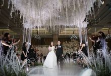 Kempinski - Heri & Carol by Maestro Wedding Organizer