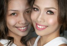 Beauty session With Justine Mae by Davey Marquez Makeup Artist