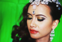 Rebel brides shoot  by HD Make up by Joyc Young