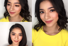 Gma Artists Portfolio Shoot  by HD Make up by Joyc Young