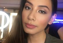 Panasonic Manila Fashion Festival  by HD Make up by Joyc Young
