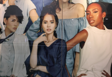 Philippines Next Top Model TVC by HD Make up by Joyc Young