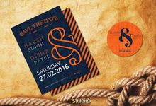 Save The Date by Studio6 - Creative House