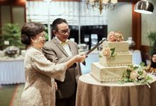 Golden Wedding Anniversary of Pak Dharma & Bu Helena by MAC Wedding