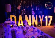 Danny 17 by Blossom Decor