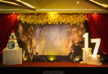 Anggi 17th by Blossom Decor