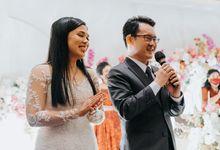 Henrico & Devina by Orange Wedding Planner