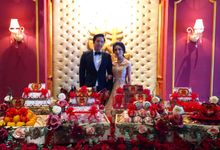 The Engagement Of Renny & Valent by Pixel Event Designer