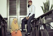 Prewedding Andi And Esti by Widecat Photo Studio