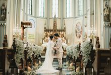 Hendra & Olivia Wedding Day by Sincera