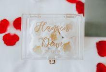 Hansen & Dewi Wedding Day Part I by Dfleur Photography