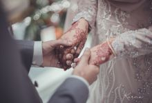 Beautiful Wedding in Forest Valley Hall, Malaysia by Karna Pictures