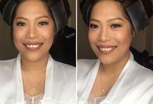 Destination Blushing Bride  by Headmasters Philippines
